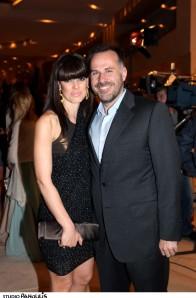 Καρολίνα & Γιώργος Σαραντόπουλος