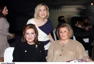Κέττυ Φιλιππίδου, Καίτη Βούτσελα, Λόλα Νταϊφά